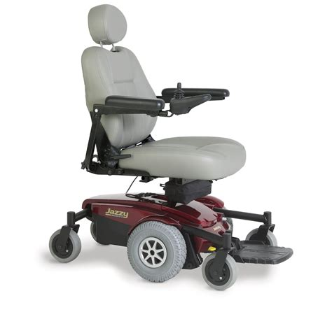 Jazzy Select Power Chair Weight by Jazzy Select 6 Careful Mobility