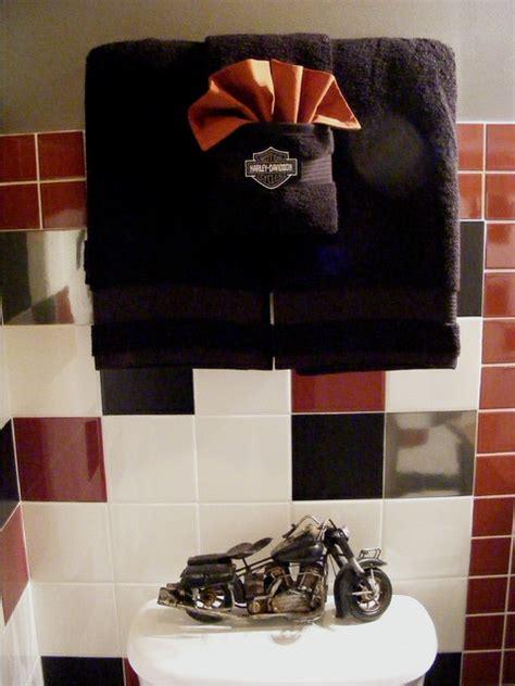 harley davidson bathroom traditional bathroom