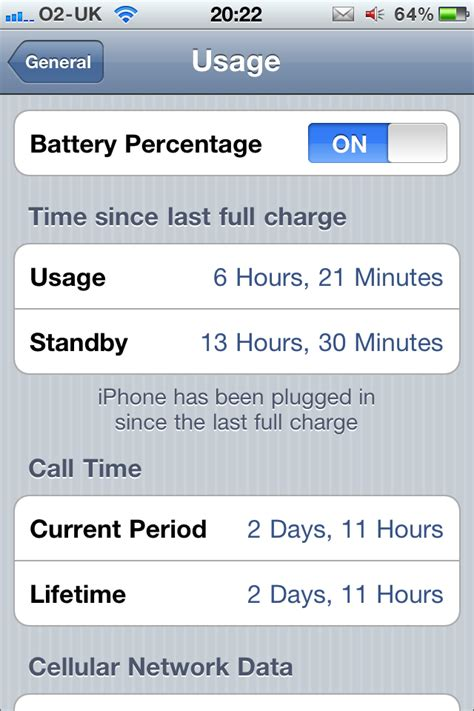 turn on battery percentage iphone daily tip how to turn on the battery percentage meter imore