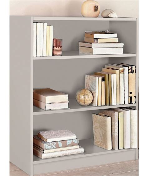 Buy Bookcase by Buy Maine Small Bookcase Putty At Argos Co Uk