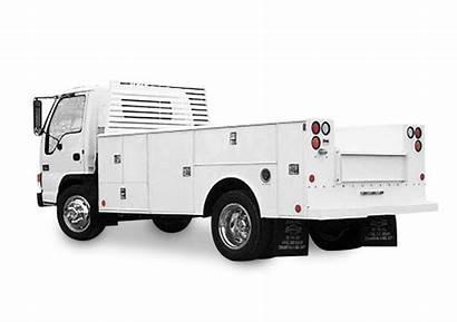 Cab Service Bodies Truck Utility Trucks Custom