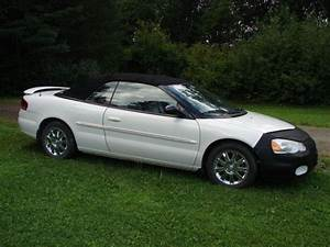 Sell Used 2004 Chrysler Sebring Convertible Limited In