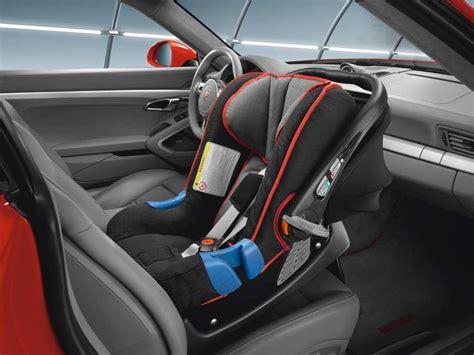 Porsche Car Seat- Infant