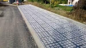 Graine De Gazon Pas Cher : stationnement innovant et durable pompertuzat ~ Dailycaller-alerts.com Idées de Décoration