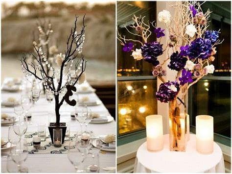 wedding tree decorations 150 best images about manzanita tree centerpieces on
