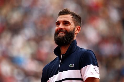I am really close friends with roger federer and also with benoit paire. WATCH: Benoit Paire catches ball in the frame of his ...