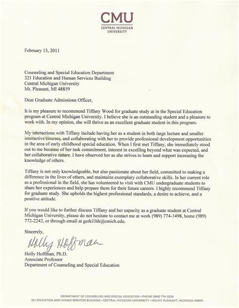 masters program masters program letters  recommendation
