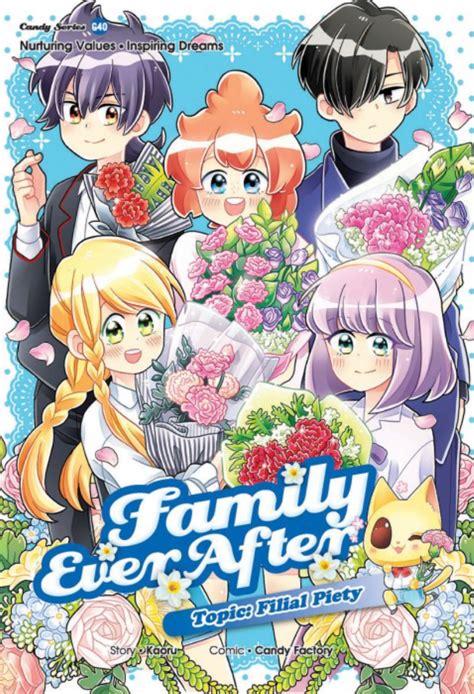 family   filial piety candy meow series wikia