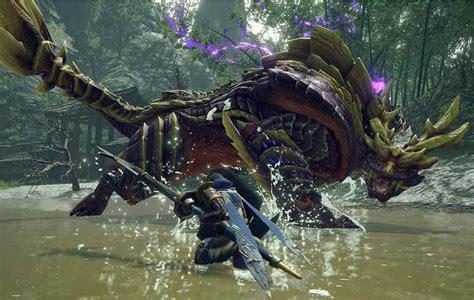 capcom  announced   monster hunter games