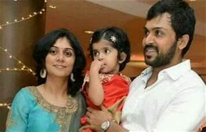 Latest pic of Actor #Karthi With his wife Ranjini ...