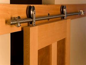 image of barn door track kit sliding barn door tracks With barn door track system lowes
