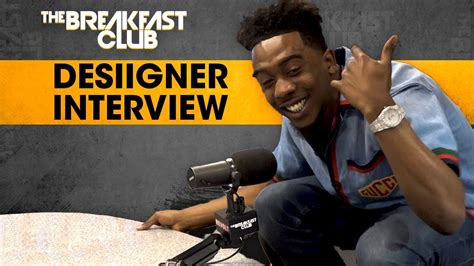 Desiigner Breaks Down His Science Of Syllables And Vowels