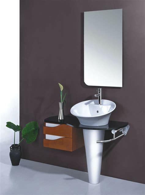 Badezimmermöbel Aufpeppen by Moderne Badm 246 Bel Die Schick Und Einzigartig Aussehen