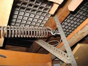 How To Install Garage Door Spring