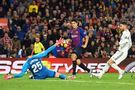 Real Madrid vs. Barcelona, en semifinales de la Copa del ...
