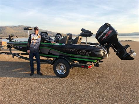 Nitro Boats State Team josh parris joins bass pro state team with nitro boats