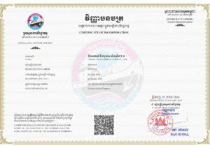 business registration  cambodia insight business solutions
