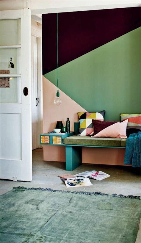 Ideen Farbige Wände by 45 Ideen F 252 R Farbige W 228 Nde Archzine Net