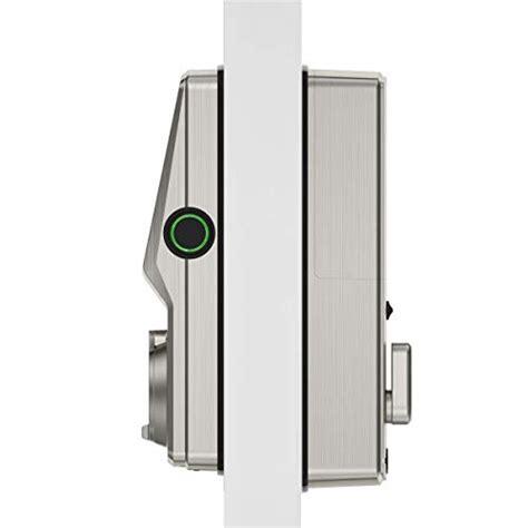 lockly secure pro bluetooth fingerprint wifi keyless