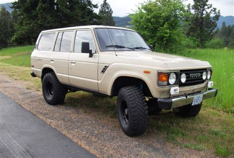 1984 Toyota Land Cruiser by 1984 Toyota Land Cruiser Fj60 For Sale On Bat Auctions