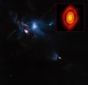 Birth of a solar system: The first ever high-resolution ...