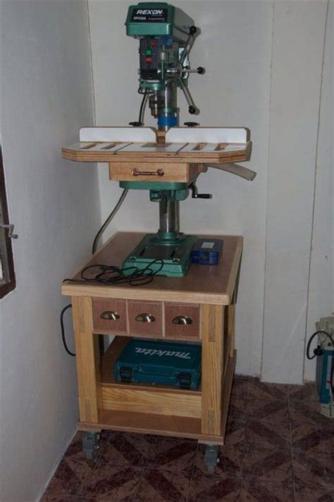 drill press stand plans drill press stand  mark