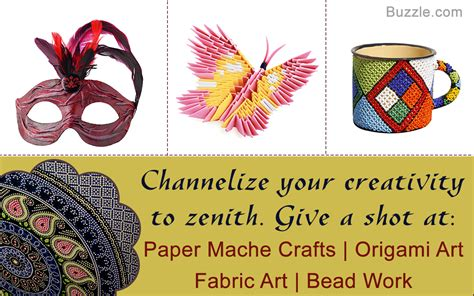 creatively satisfying craft ideas  adults