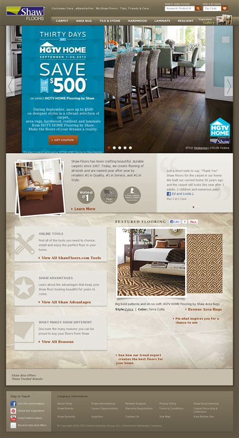 shaw flooring history shaw floors company profile revenue number of employees funding news and acquisitions