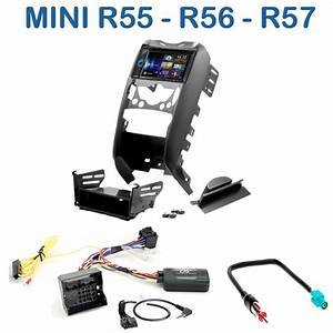 Autoradio Gps Mini R56 Cooper  Clubman  U0026 Countryman  U00e9cran