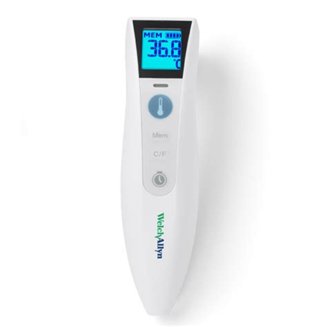 105801 Welch Allyn CareTemp Touch Free Thermometer