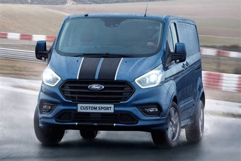 ford transit sport ford transit custom sport gains 185ps 2 0l diesel for