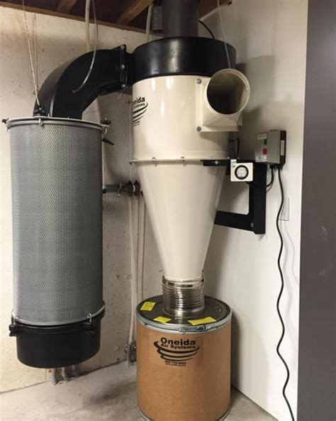 oneida pro  dust collector dust collection dust