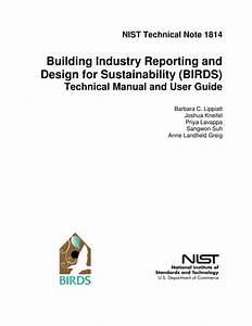 Pdf  Building Industry Reporting And Design For