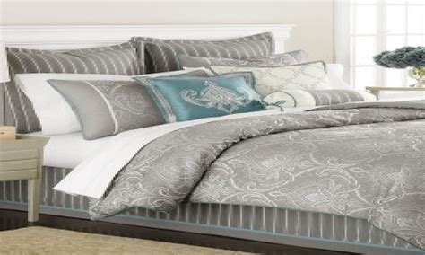 blue gray comforter turquoise and silver bedding turquoise and grey comforter