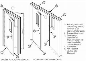 Pacific Vp60p Door Set  60  30sm Hardware