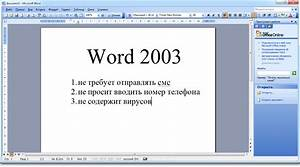 image gallery microsoft word 2003 With download document microsoft word 2003