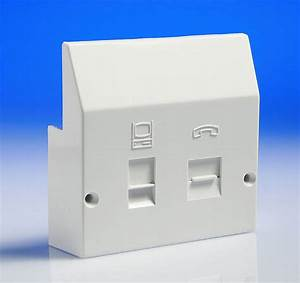 Nte5 Adsl  Broadband Filter Master Socket Adaptor Plate