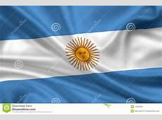 Flag Of Argentina Royalty Free Stock Images Image 15423229
