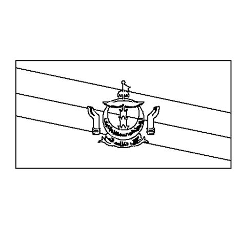 brunei flag  colouring pages