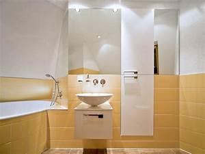 Badezimmer Mit Schräge : 7 tipps f r das badezimmer unterm dach ~ Lizthompson.info Haus und Dekorationen