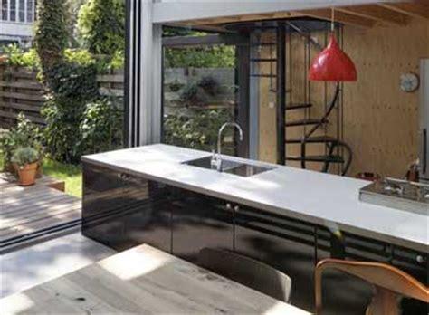 cuisine ouverte verriere cuisine ouverte style industrielle avec grande verrière