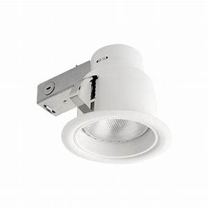 Globe electric in white recessed outdoor regressed