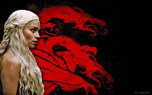 Khalisi (Daenerys Targaryen) Wallpaper HD by Joschkit on ...