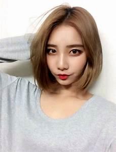 Best 25 Korean Short Hair Ideas On Pinterest Korean