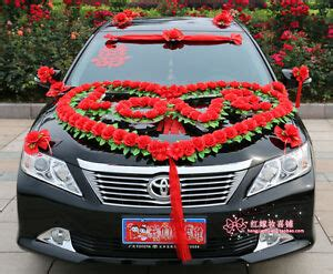 wedding car decorations car flowers shape bridal car decoration flower ebay