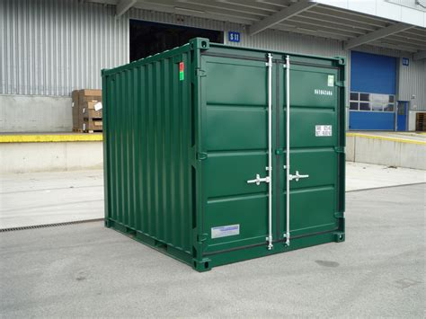 Shipping Container 10ft Steel Store Cx10 £210000