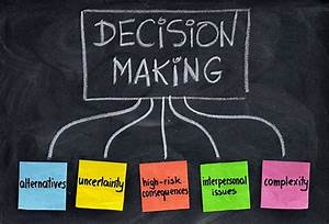 How effective is your decision making process? - IPD Belize