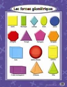 formes geometriques en anglais les 45 meilleures images 224 propos de solide sur formes en 3d montessori et g 233 om 233 trie
