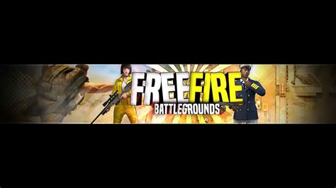 Thumbies template 090   get this amazing thumbnail template today and love it. BANNER FREE FIRE Battlegrounds - YouTube