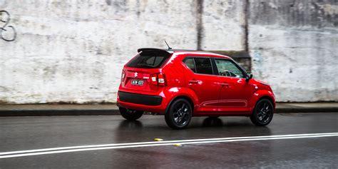 Review Suzuki Ignis by 2017 Suzuki Ignis Glx Auto Review Term Report Five